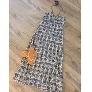 Mossimo Long boho maxi dress Size Medium
